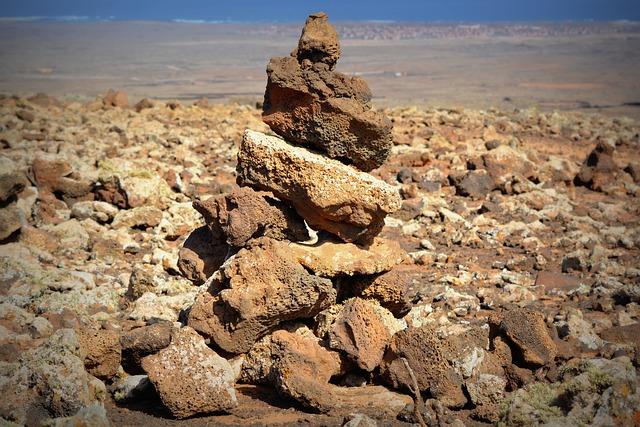 Les roches, les pierres ... D50910