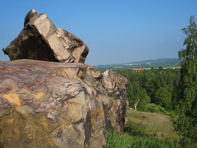 Les roches, les pierres ... D52510