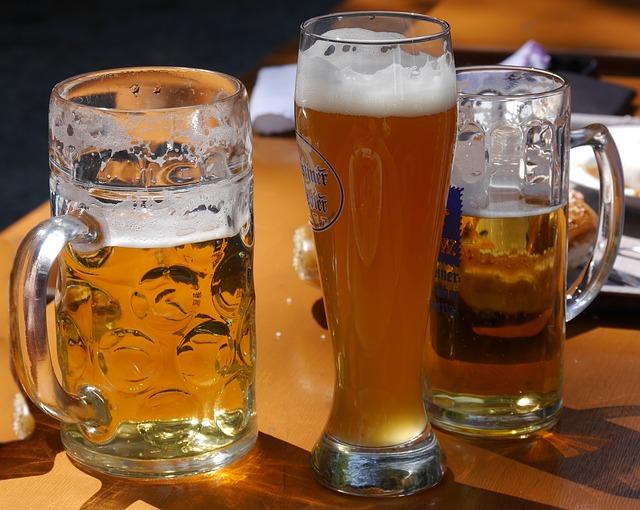Les bières D7210