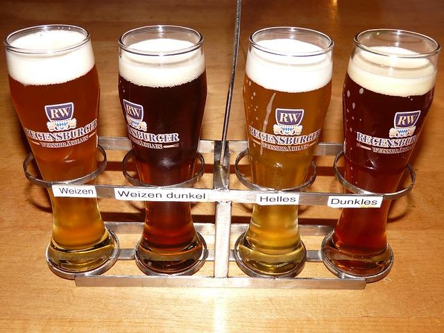 Les bières D7410