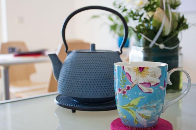 Le thé D8210