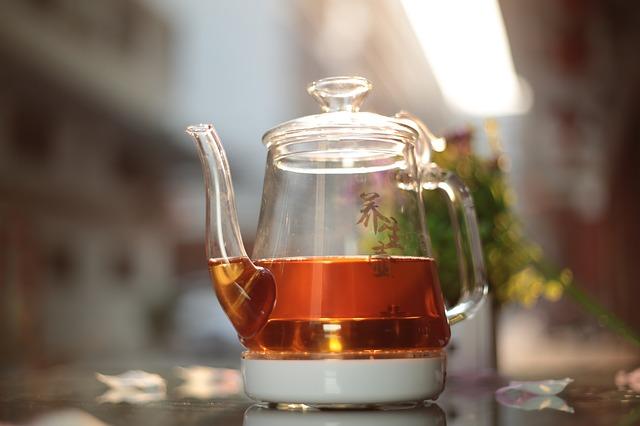 Le thé D8410
