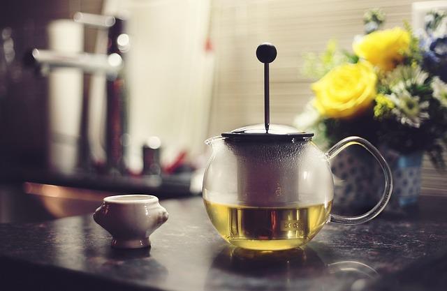 Le thé D8510