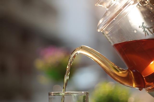 Le thé D8610
