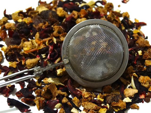 Le thé D8710