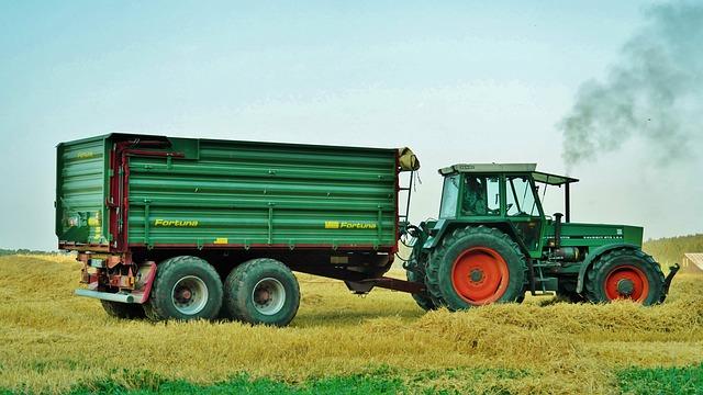 Les tracteurs H2110