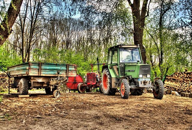 Les tracteurs H2210