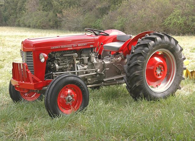 Les tracteurs H2610