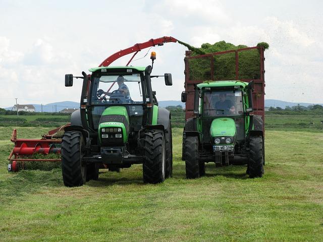Les tracteurs H2710