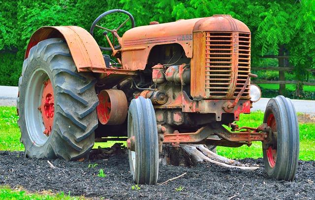 Les tracteurs H2810