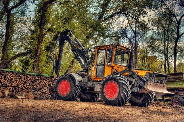 Les tracteurs H2910