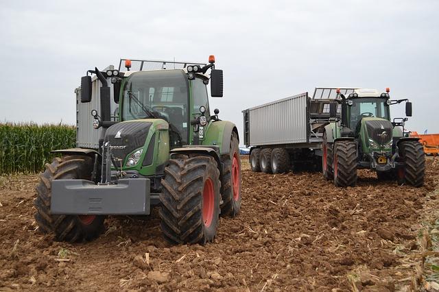 Les tracteurs H3410