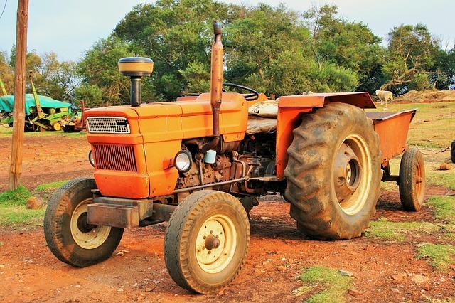 Les tracteurs H3610