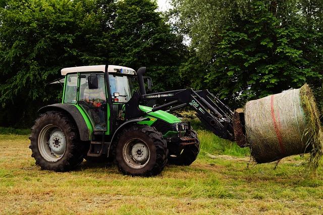 Les tracteurs H3710