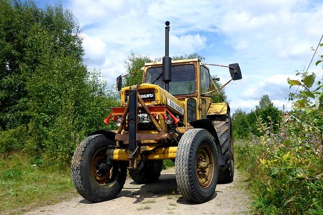 Les tracteurs H3910