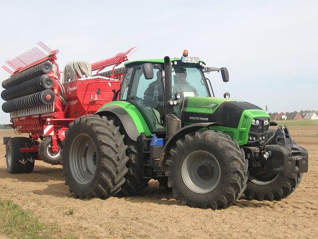 Les tracteurs H4310