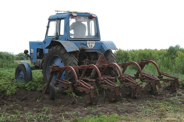 Les tracteurs H4410