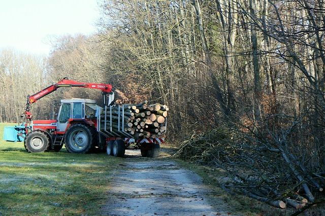 Les tracteurs H4510