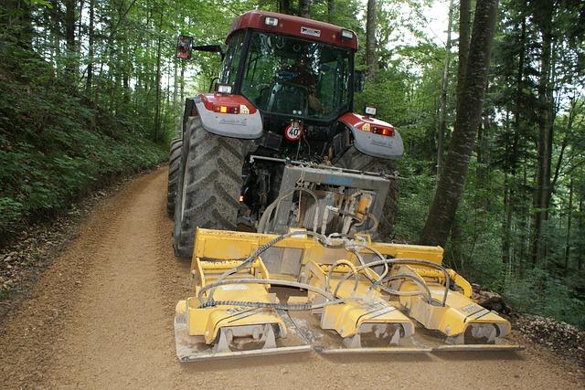 Les tracteurs H4610