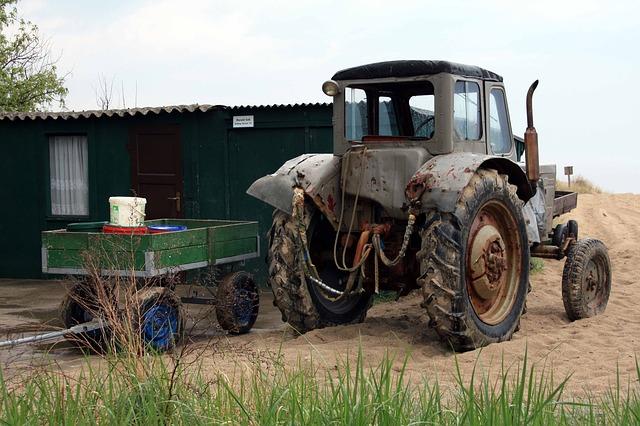 Les tracteurs H4710