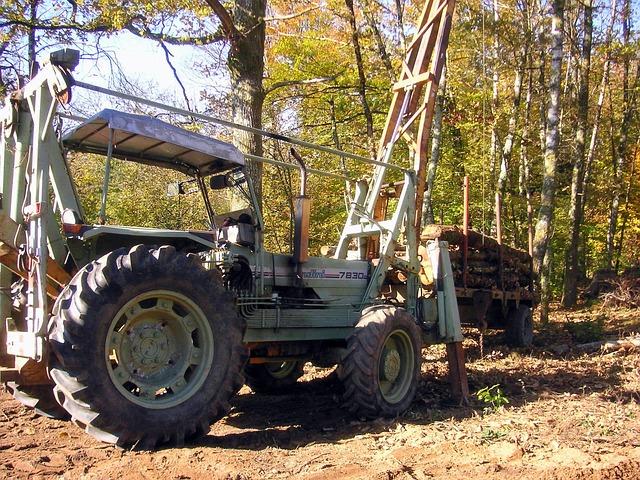Les tracteurs H4810