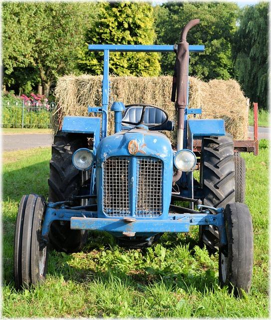 Les tracteurs H4910