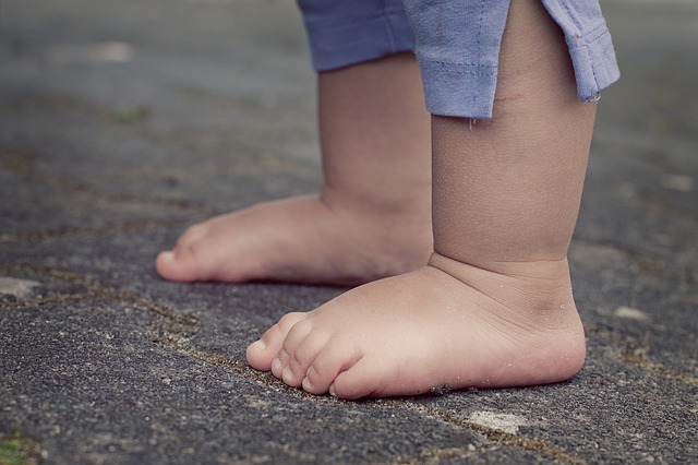Les pieds  N110