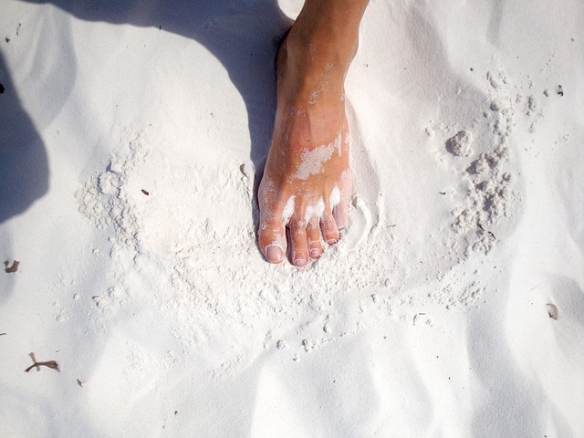 Les pieds  N1910