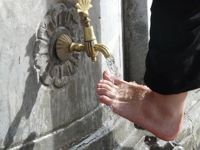 Les pieds  N2110