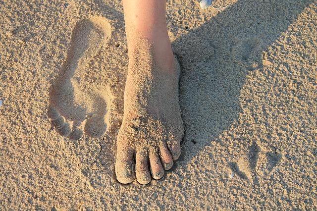 Les pieds  N2710