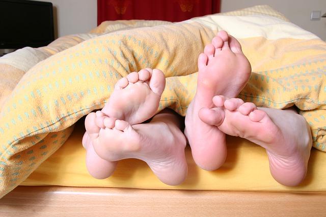 Les pieds  N410