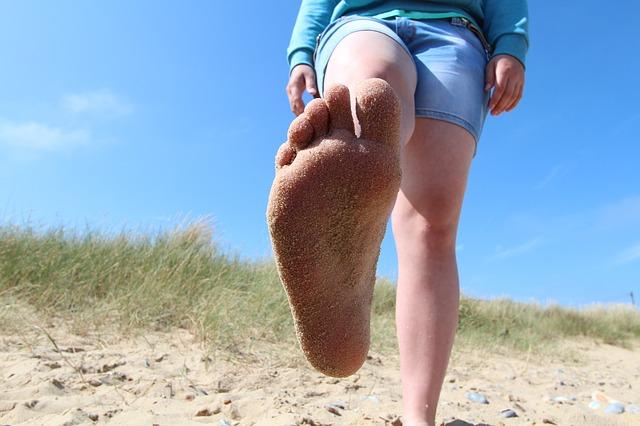 Les pieds  N510
