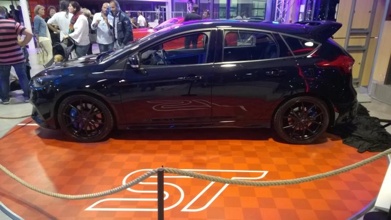 la ford GT et la nouvelle focus RS à la concession Saint Christophe Reims-Thillois Wp_20117