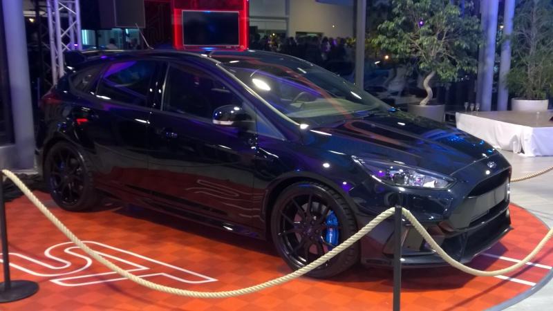 la ford GT et la nouvelle focus RS à la concession Saint Christophe Reims-Thillois Wp_20119