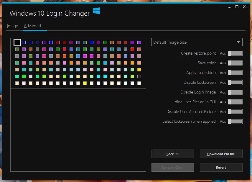 Windows10 - 26 Tools Logon_10