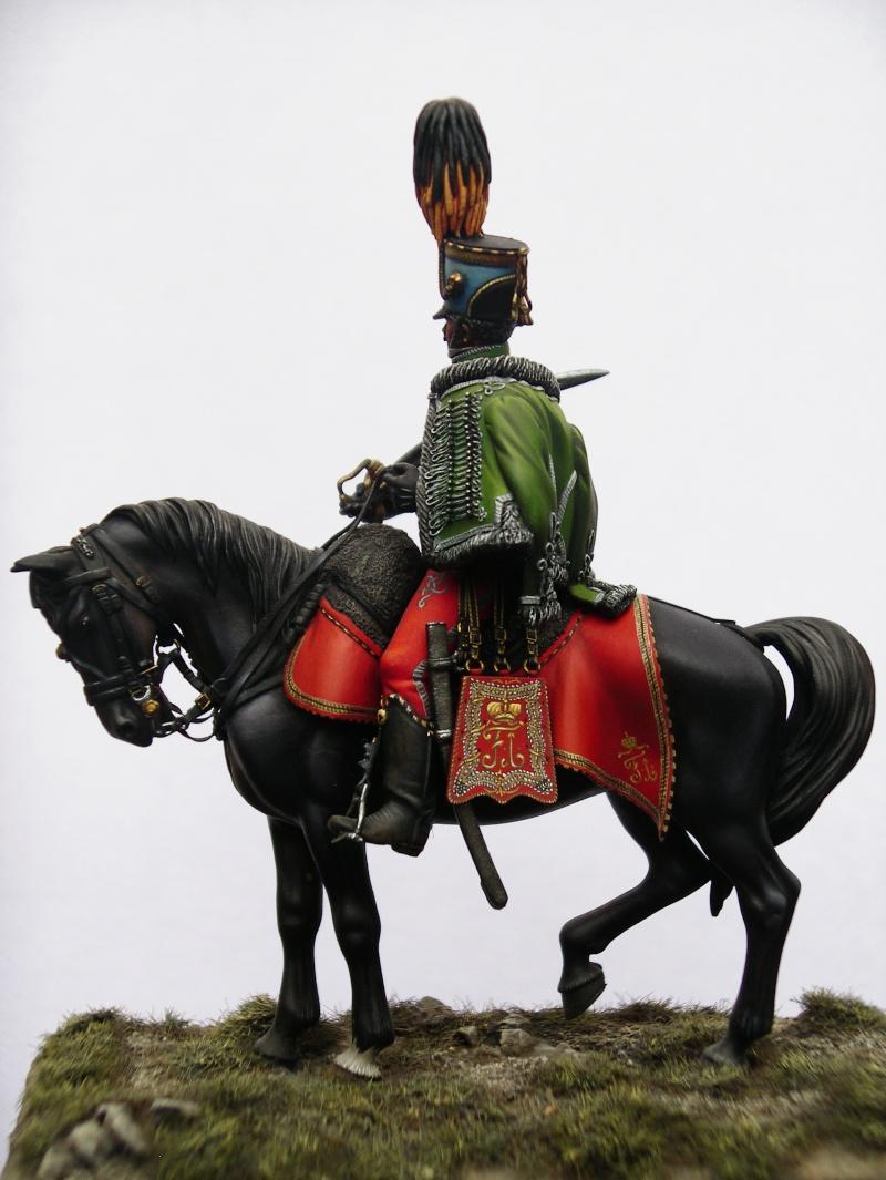 Officier subalterne de hussard autrichien 1814 Imgp0822