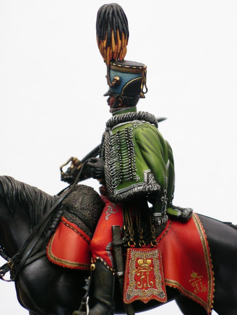 Officier subalterne de hussard autrichien 1814 Imgp0823