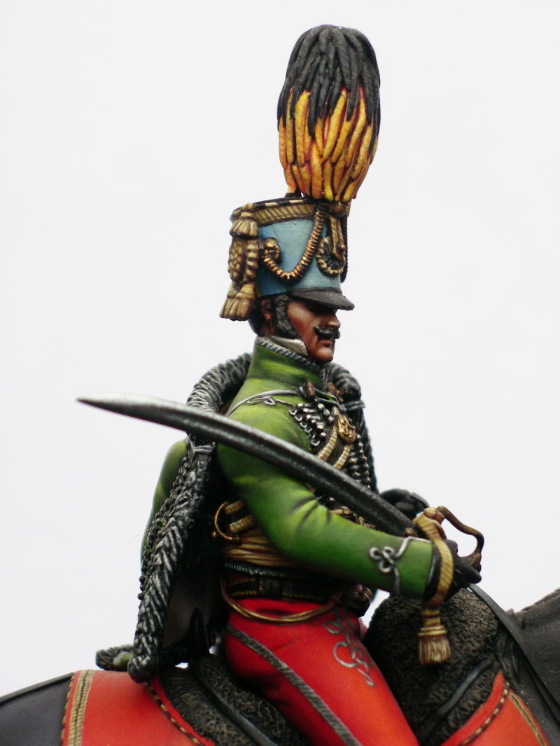 Officier subalterne de hussard autrichien 1814 Imgp0824
