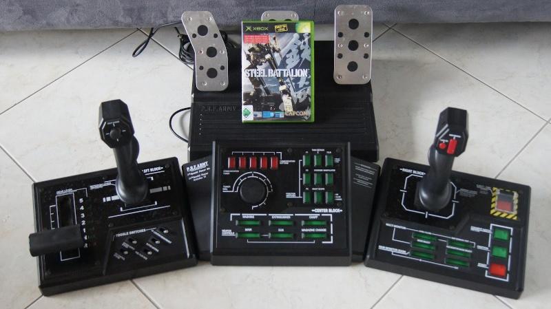 STEEL BATTALION Xbox / Qui connait???? Steel10