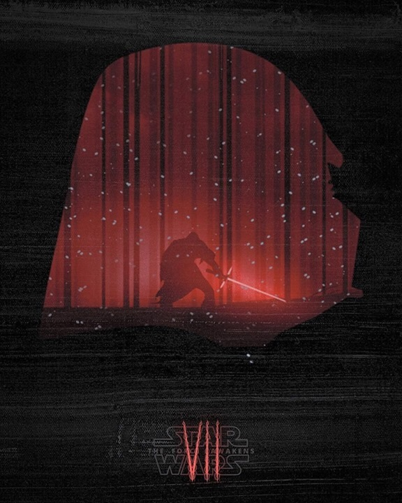 7 - Les posters de Star Wars The Force Awakens - Page 8 Img_1617