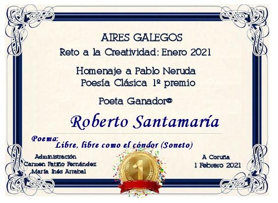 Premios de Roberto Santamaría Clasic11