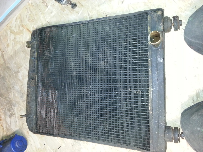 radiateur 406  20150934