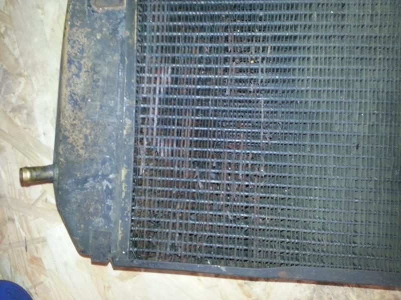 radiateur 406  20150935