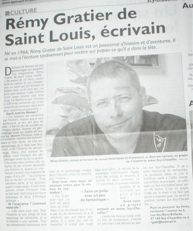 Bran Dents De Loup [Editions Rod] - Page 2 Articl10