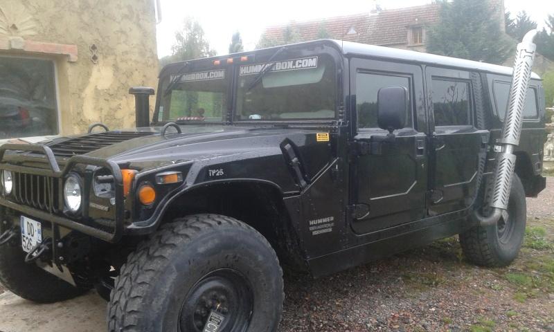 Black Hummer H1 Wagon 6.5 TD de schwarzy feat johnny  - Page 4 Gangst11