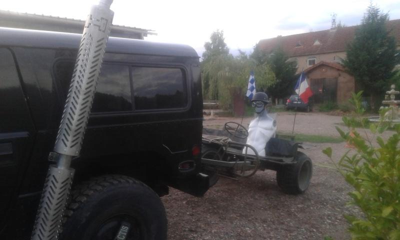 Black Hummer H1 Wagon 6.5 TD de schwarzy feat johnny  - Page 3 Pret_p10