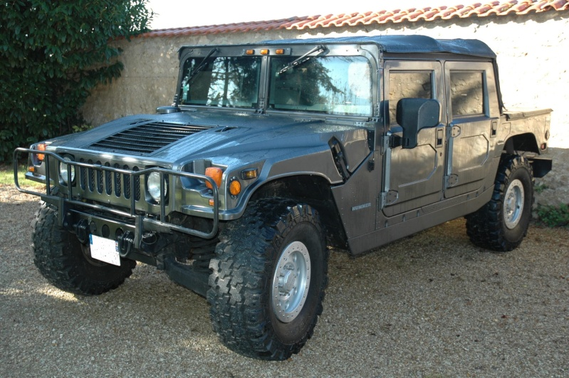 Black Hummer H1 Wagon 6.5 TD de schwarzy feat johnny  - Page 4 Roues_11