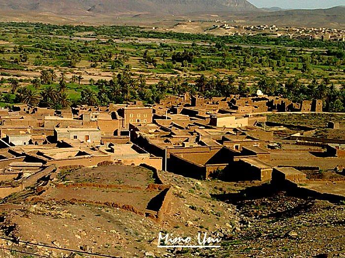 Tidgheste N'Ait Ougrour Region Ouarzazte Tidghe10
