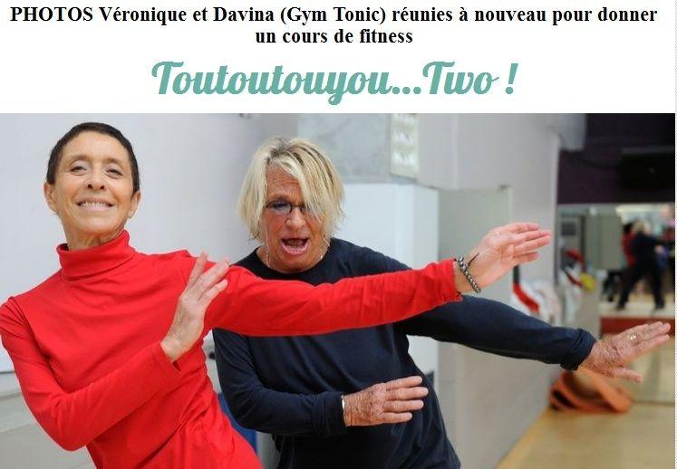 Veronique et Davina tou tou you two.... Captur10
