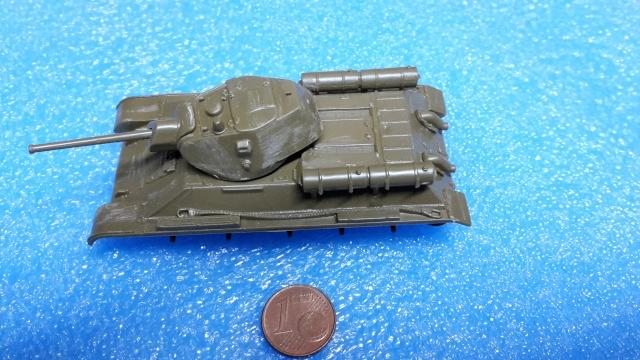 T 34/76  Italieri 1/72  20150822